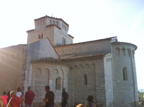 Santa Maria di Portonovo, abside