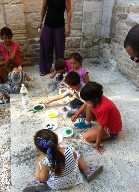 Dipingiamo i sassi di Portonovo
